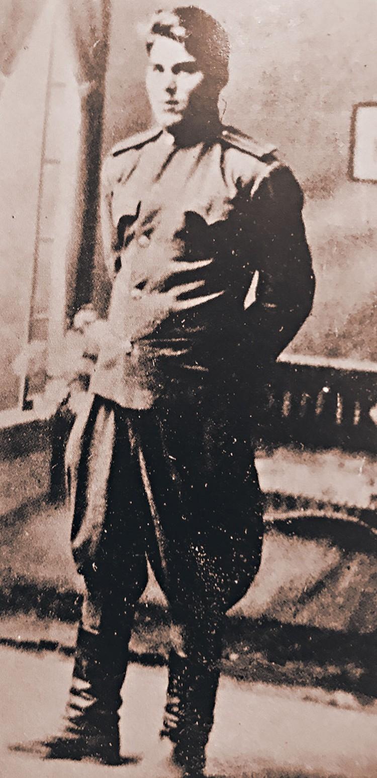 Это фото Александра Давыдова было приложено к записке об «истории в Курейке».