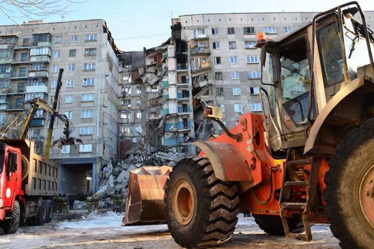 Предварительно, эпицентр взрыва был на втором этаже. Фото: ГУ МЧС по Челябинской области