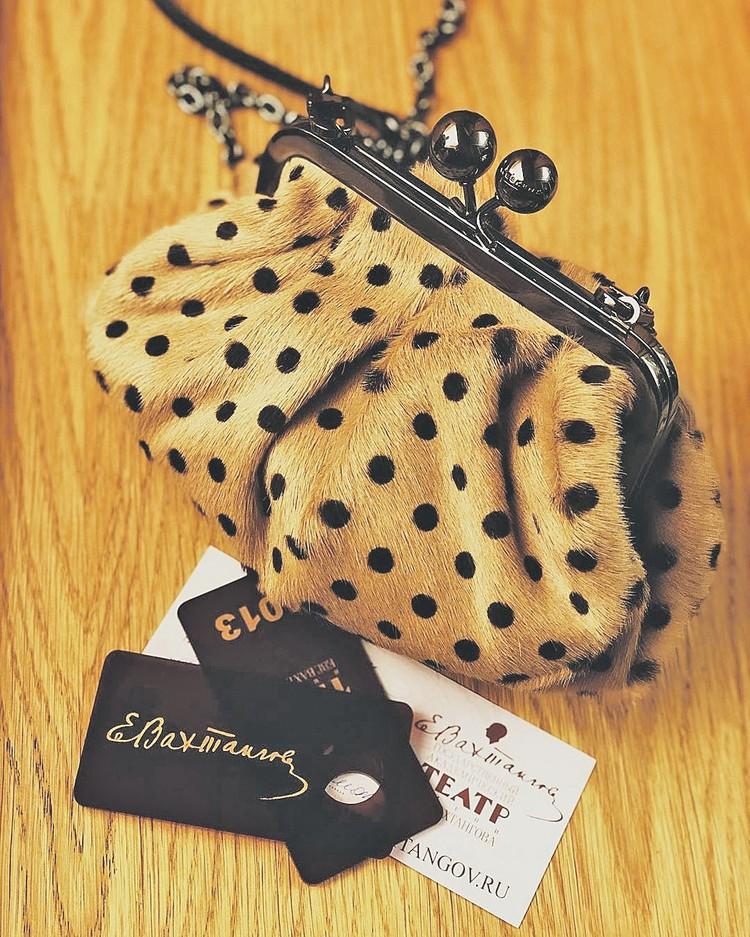 Клатч от Weekend MaxMara стоит около 70 тысяч рублей. Фото: instagram.com