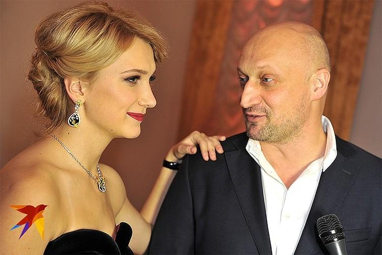 Дочь Гоши Куценко и Марии Порошиной Полина тоже стала актрисой.