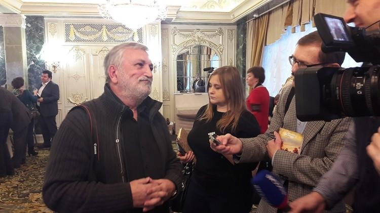 Мастер неигрового кино Петр Солдатенков путевку в жизнь получил в Челябинске.