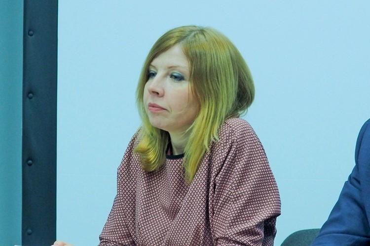 Пришлось достаточно долго искать здание для временного размещения музея, сообщила Елена Химчук.
