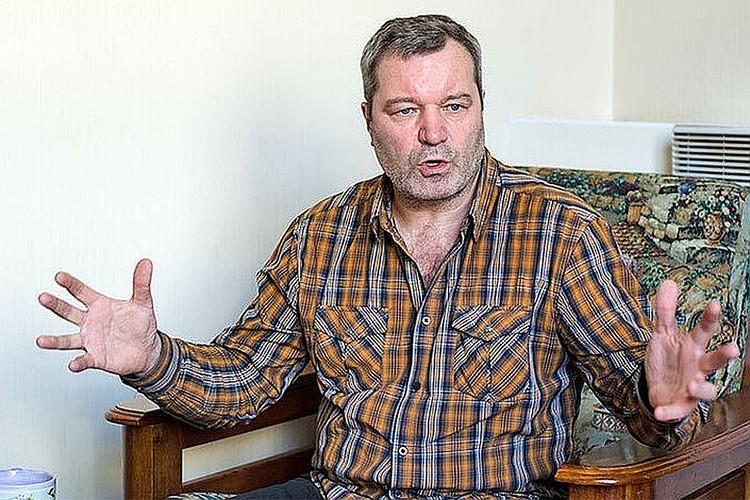 Главный режиссер самарского театра драмы Валерий Гришко.