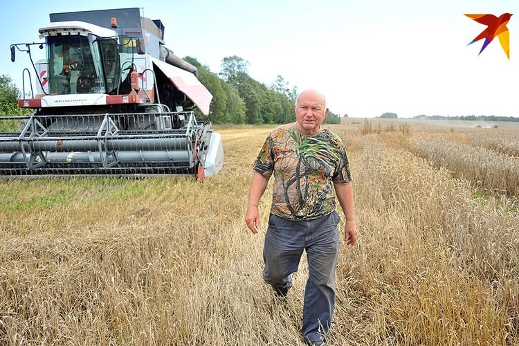 Вообще-то Лужков - экс-мэр Москвы, но с некоторых пор он нам интересен как фермер