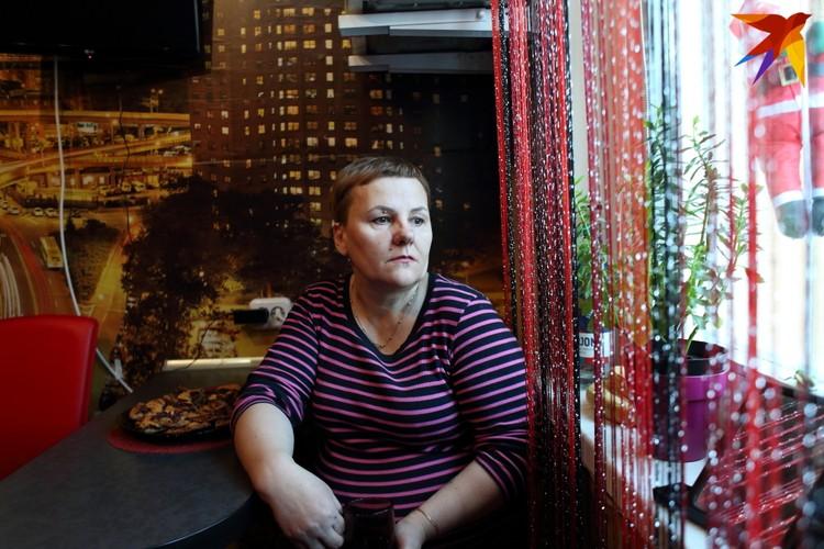 Татьяна вместе с мужем собирает деньги на реабилитацию Кати в Санкт-Петербурге