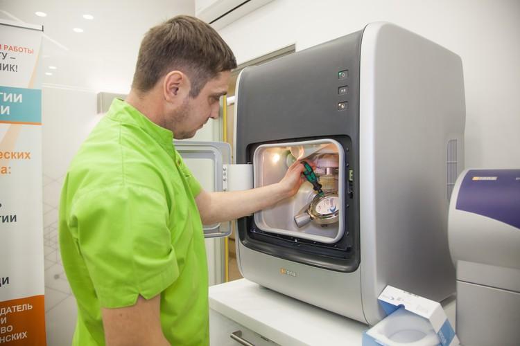 Центр стоматологии и имплантологии «Астра-мед» оснащен новейшим оборудованием.