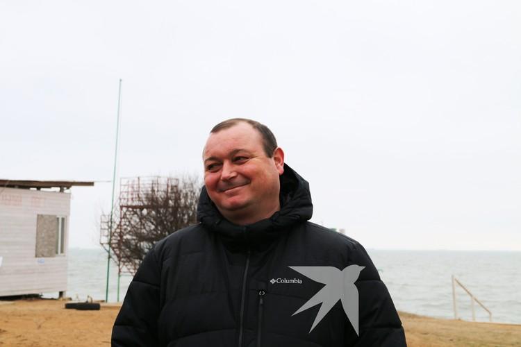 Первое интервью по возвращении Горбенко дал корреспондентам КП-Крым