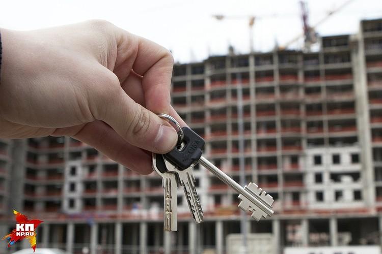 Все больше объектов вводят в эксплуатацию - кировские обманутые дольщики получают свои квартиры