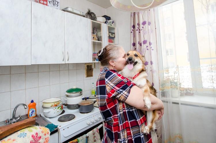 И Жорик, и бабушка - счастливы.