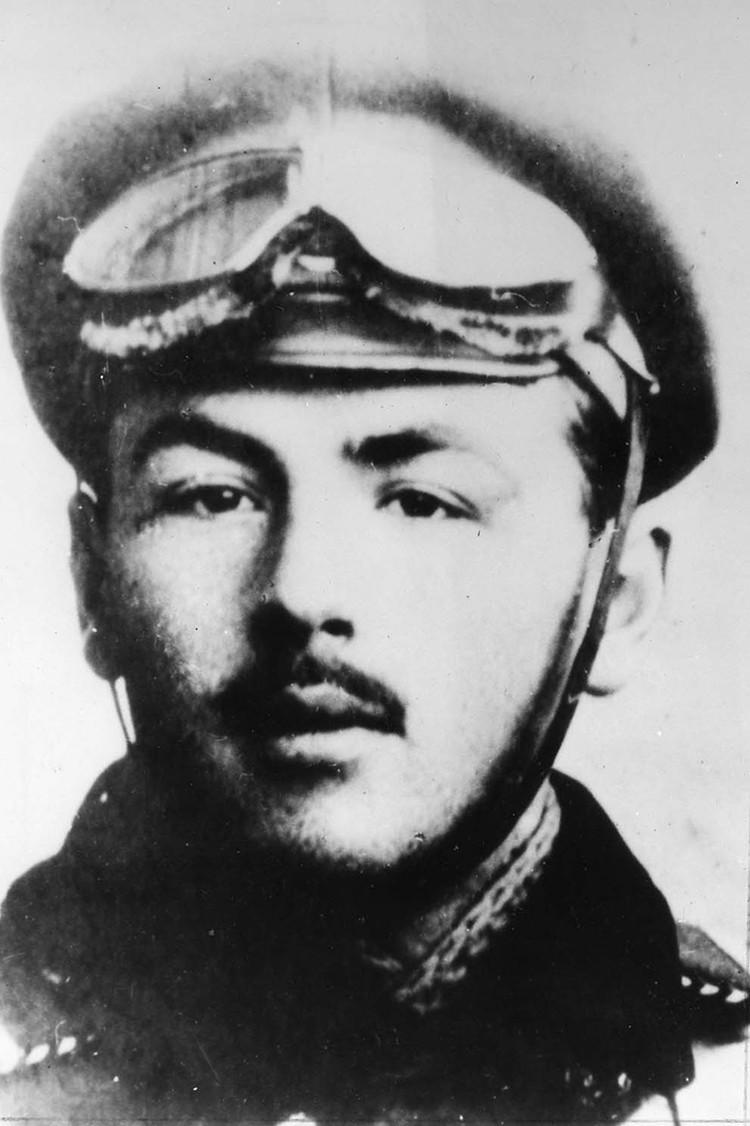 Николай Бруни.Авиатор. 1916-17 годы