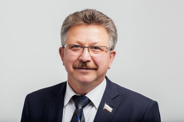 Николай Тямин.