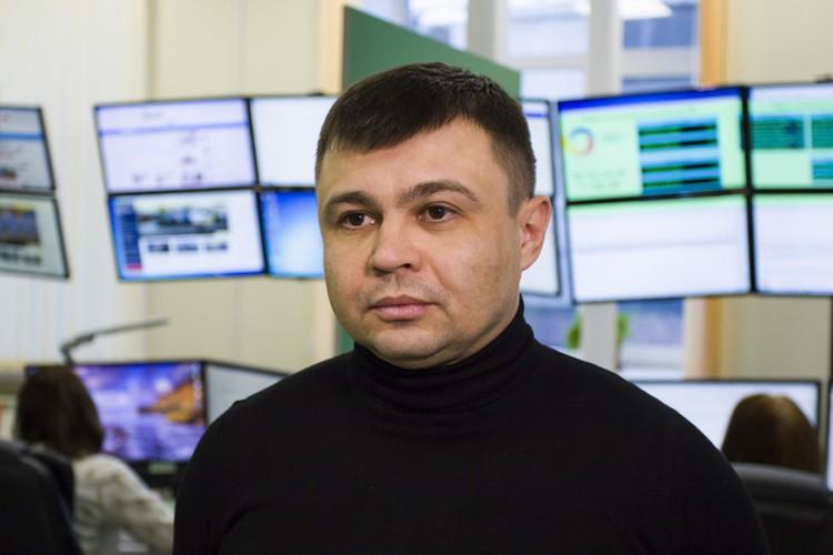 Антон Баев, заместитель директора дивизиона «Тепло» СГК.