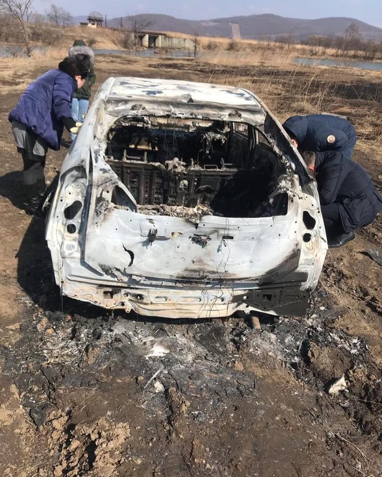 По факту убийства специалисты возбудили уголовное дело. Фото: СУ СК РФ по Приморью.