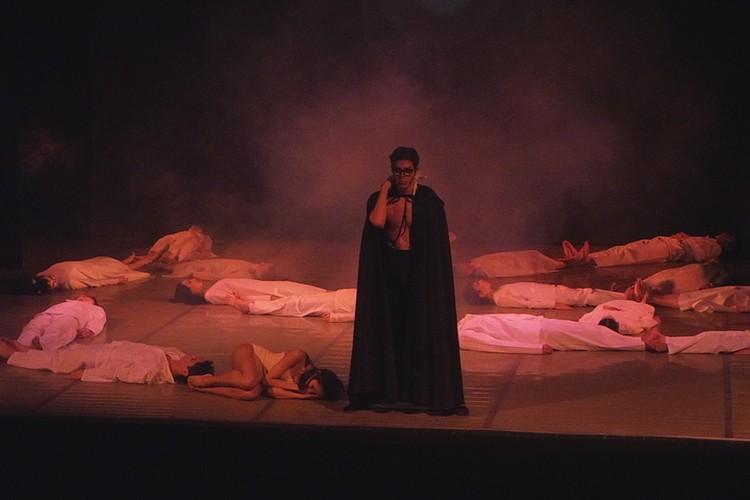 Таинственный доктор Никто олицетворяет саму смерть. Фото : Дмитрий ЧЕРНОВ
