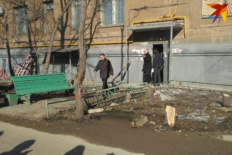 Неделю назад здесь побывал врио губернатора Челябинской области Алексей Текслер.