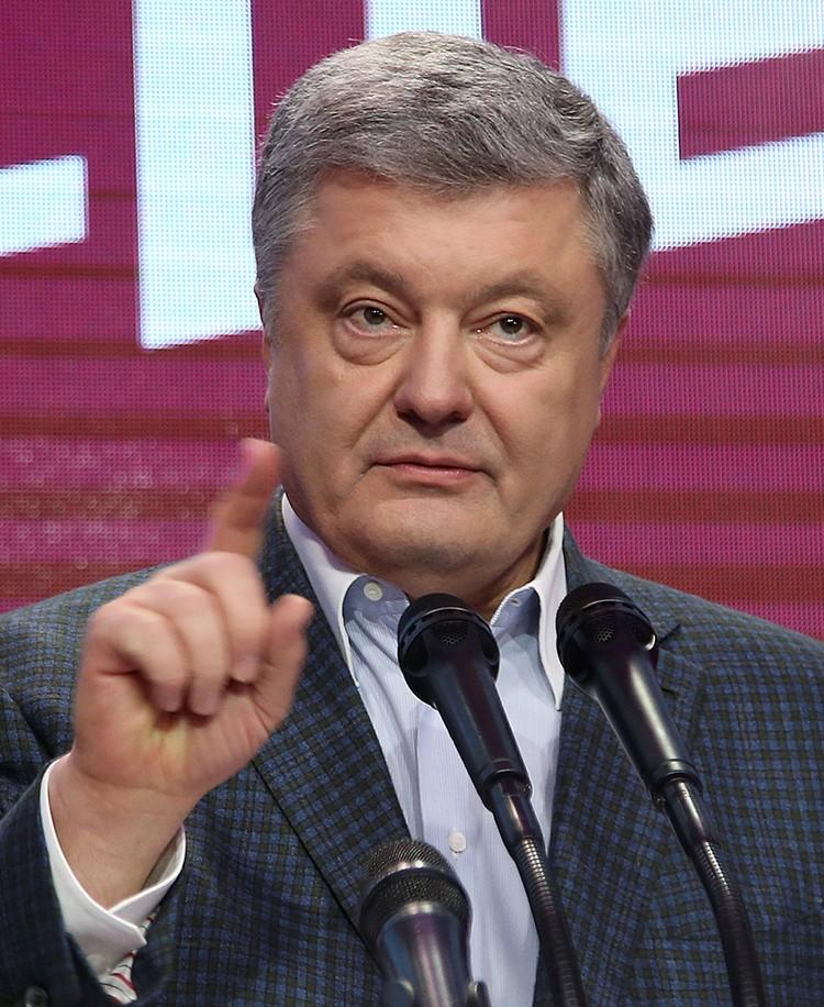 Порошенко смог «праздновать» победу лишь во Львовской и Тернопольской областях