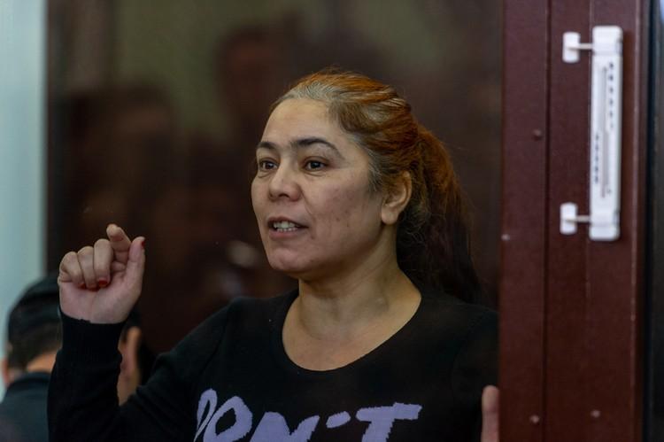 Каримова с обвинением «безгранично несогласна»