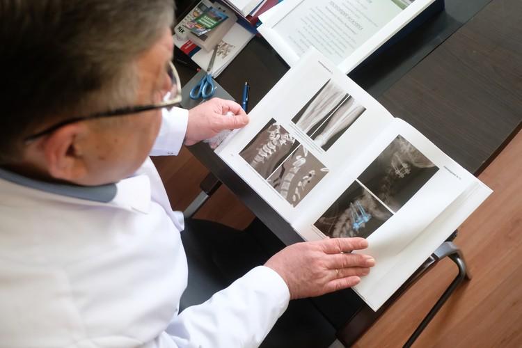 Истории лечения пострадавших в теракте легли в основу медицинского атласа