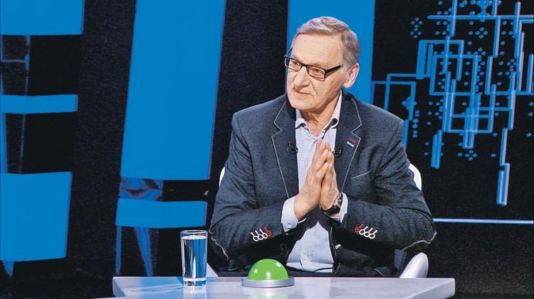 Первый муж Пугачевой Миколас Орбакас в студии программы «Секрет на миллион» будет предельно откровенен. Фото: НТВ