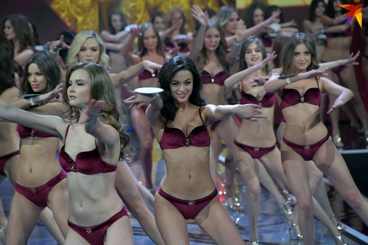 """Финал конкурса красоты """"Мисс Россия - 2019"""""""