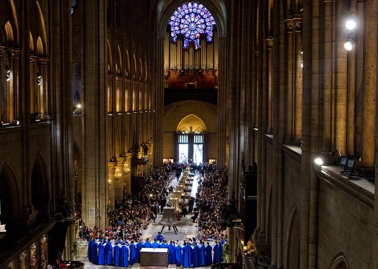 Собор Парижской Богоматери восстановят всем миром