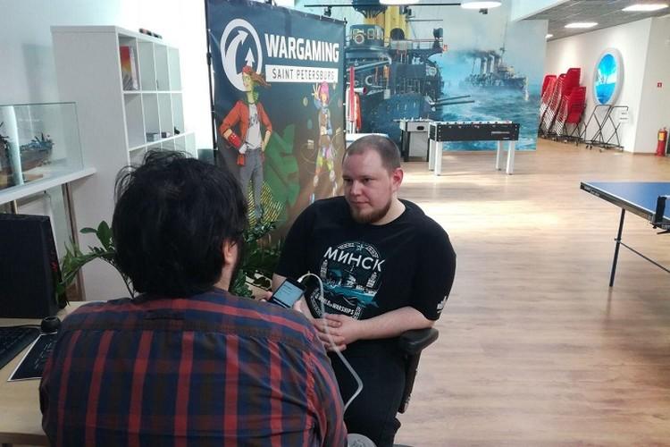 Большая часть сотрудников петербургской студии - молодые разработчики.