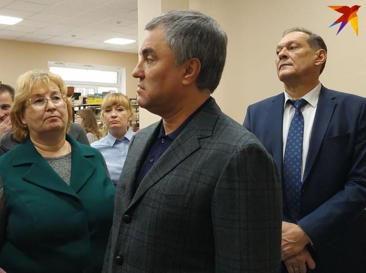 Александр Стрелюхин возглавил правительство области после очередного визита Вячеслава Володина