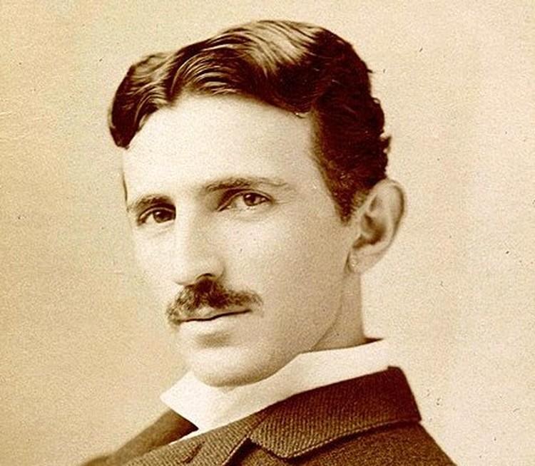 Никола Тесла.
