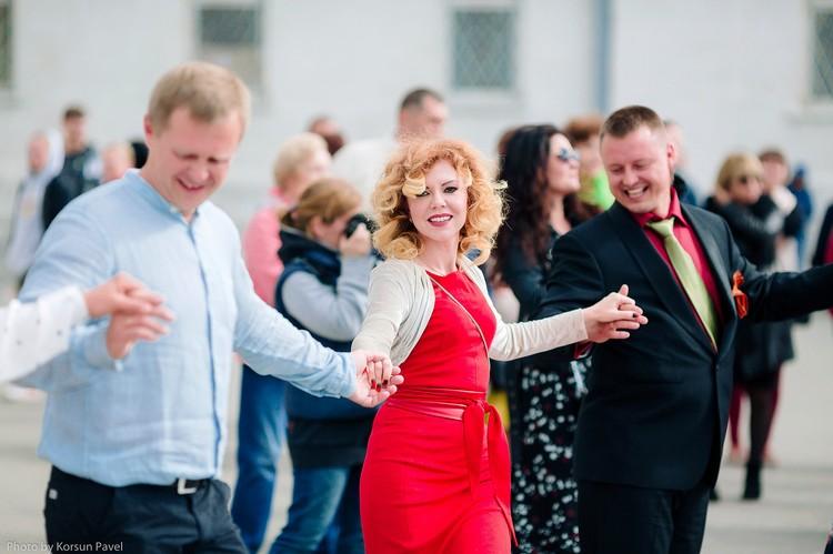 Севастопольцы представили восемь танцев