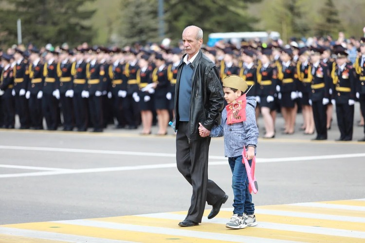 День Победы - это праздник всех поколений