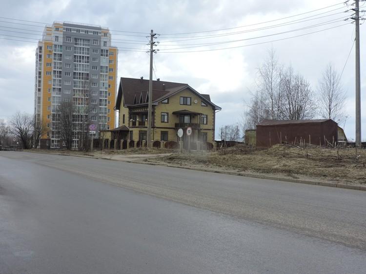 Улица Петрозаводская в идеальном состоянии