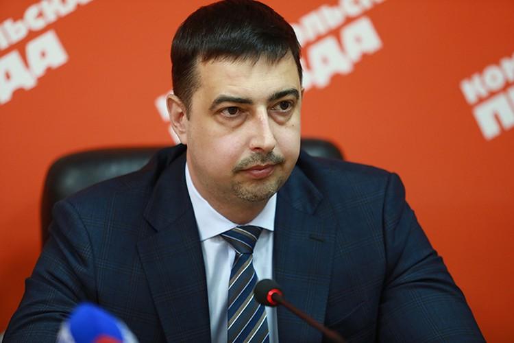 Максим Румянцев, заместитель министра образования Красноярского края