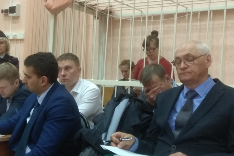 Надежда Судденок признала вину, но только частично.