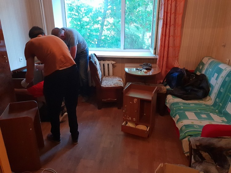Добрые люди пришли на выручку и помогли найти новое жилье
