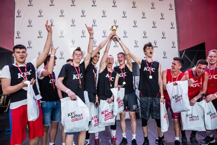 KFC BATTLE дает шанс талантливым молодым ребятам реализовать себя в любимом деле Фото: пресс-служба KFC BATTLE