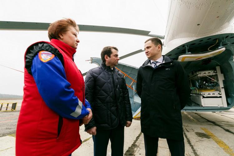 Фото: правительство Мурманской области.