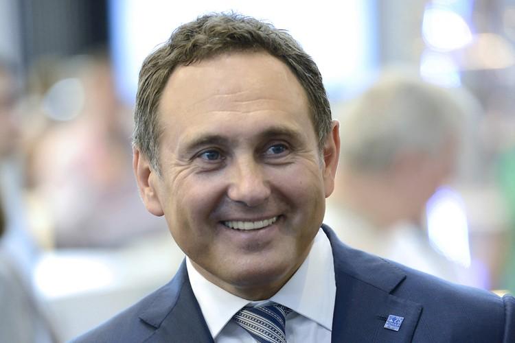 Глава промышленной группы «КОНАР» Валерий Бондаренко.