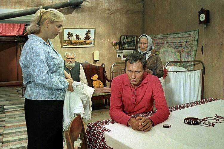 """В фильме """"Калина красная"""" Шукшин сыграл главную роль"""