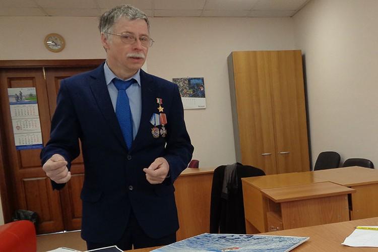 Герой России Евгений Черняев. Фото: «Байкал Интеграция»