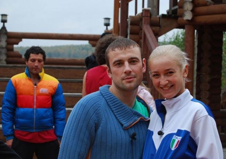 Алексей Адеев и Ольга Бузова. Фото: соцсети