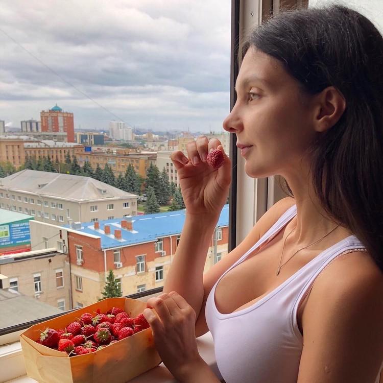 Уезжать из Челябинска София не планирует.
