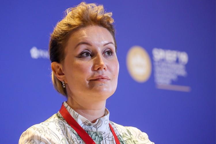 Светлана Чупшева, генеральный директор Агентства стратегических инициатив.