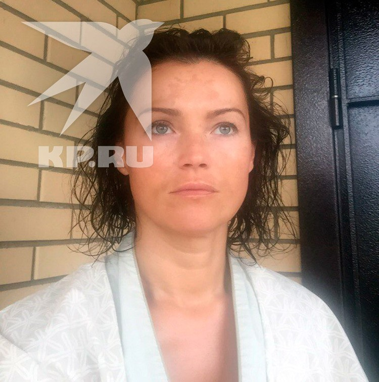 Жена Максима Анатольевича - погибшая Ирина Соколова. Фото: Эксклюзив КП