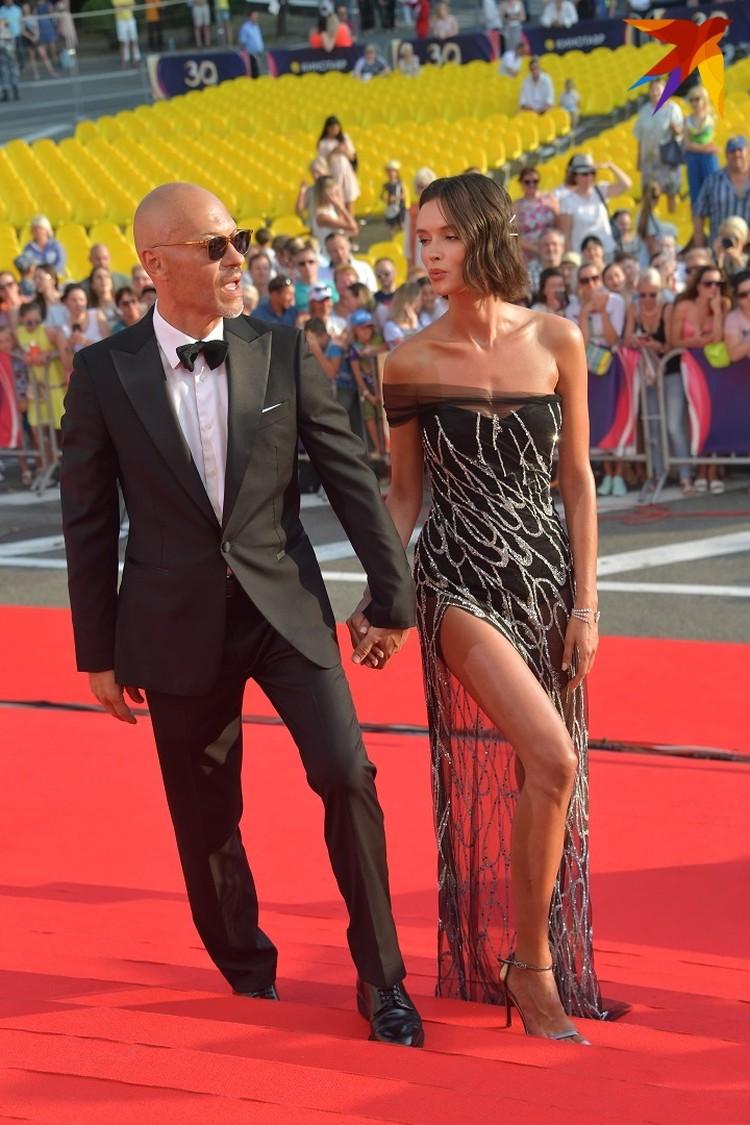 30-летняя муза Федора Бондарчука выглядела, как голливудская звезда.