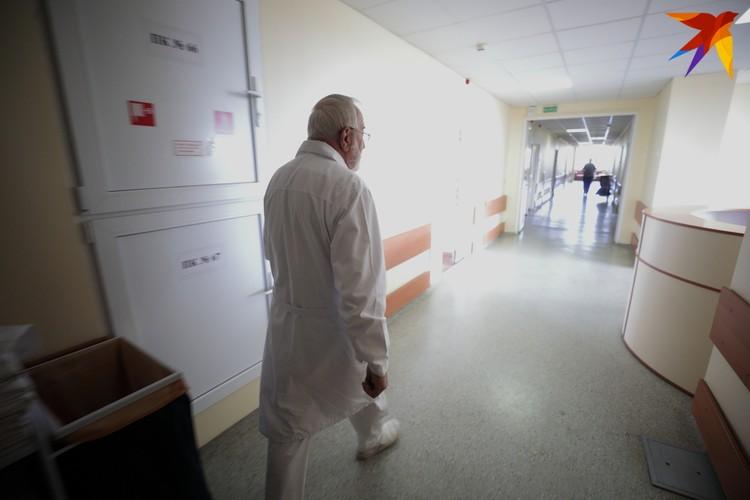 - Я не видел ни одного онкологического пациента, которому бы помогли народные средства...