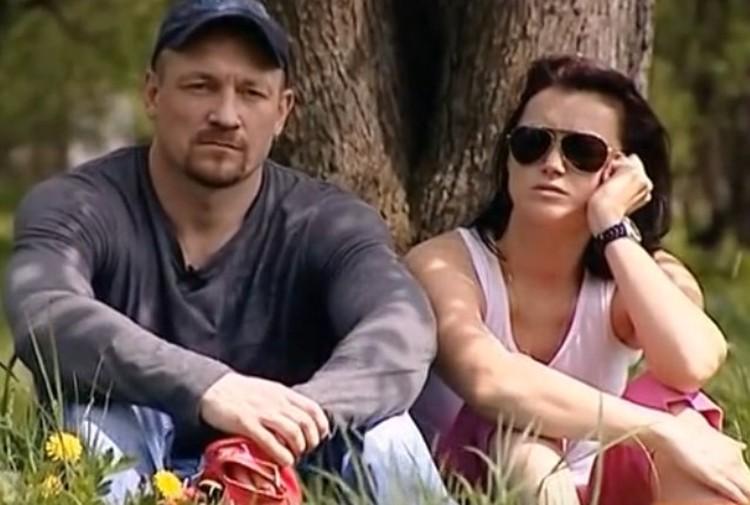 Еще недавно семья рассказывала, как вместе победила рак старшего сына Фото: кадр из фильма