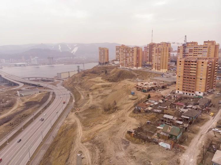 ЖК «Эдельвейс»: планировалось, что здесь будут построены многоквартирные дома. Фото: предоставлено конкурсным управляющим СК «Реставрация»