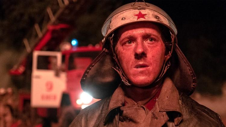 """Кадр из сериала канала НВО """"Чернобыль""""."""