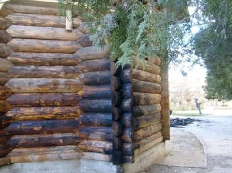 Храм горел в ночь на 3 декабря. Фото: ГС ЧС Украины в Крыму
