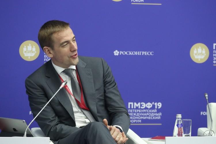По словам Виктора Евтухова, экологические требования не сдерживают, а поощряют рост отрасли. Автор фото: Андрей ЗАХАРОВ